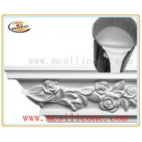 China Silicon Rubber Mold Making for Plaster Cornice on sale