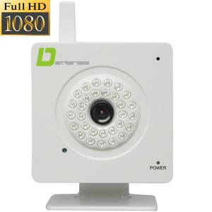 China Home Monitor Full 1920*1080P HD IP Cameras Wireless Night Vision on sale