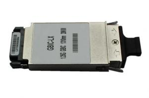 China Dual Data Rate1.25Gbps GBIC Optical SFP Transceiver With 20km Reach on sale