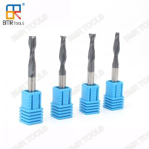 China BMR TOOLS coated cnc router bit 6 x 25 x 50mm 2flute end mill for wood cutting on sale