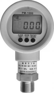 China 4-LED  pressure gauge PM-1000 on sale