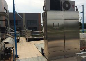 China Automatic Ultraviolet Light Disinfection System For Industrial Wastewater on sale
