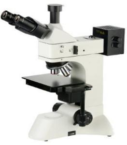 China Epi - illumination system Reflected Metallurgical Microscope on sale