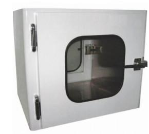 China Clean Room Lab Equipment Pass Box With Electronic Lock Used In Hospital And Cleanroom on sale