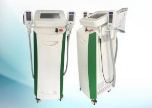China 1800W RF Vacuum Cryolipolysis Slimming Machine , Cavitation Weight Loss Machine on sale