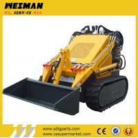 hysoon hy380, mini track loader for sale, mini skid steer,small garden tractor loader back