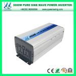 inversor puro das energias solares da onda de seno de 3000W DC12/24V (QW-P3000)