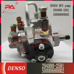 For Denso HP3 Diesel Fuel Pump 294000-2590 294000-2591 For SDEC BUS D912 S0000680002