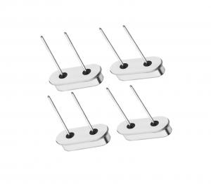 China 4 MHZ HC-49S DIP Low Frequency Crystal Oscillator And Electronic Components on sale