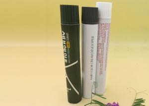 China 30g Aluminum Tubes Packaging , Mental Tube Cosmetic Packaging M11 Thread on sale