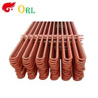 China 30MW Unit Steam Super Heater Coils , Convective Superheater In Boiler Once Through on sale