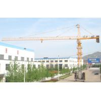 5 Wall-Attached Frame Construction Tower Crane Painted Safety QTZ Series