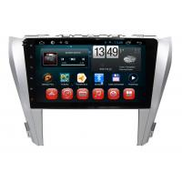 China 10.1 Inch TOYOTA GPS Navigation Octa Core 1.6GHz Default Wifi / 3G / Bluetooth on sale