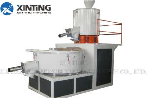 China PVC Powder Plastic Mixer Machine High Capacity For Plastic Pipe Production Line on sale