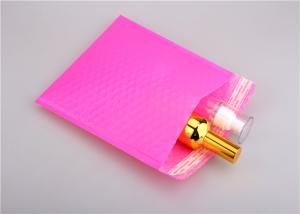 China Pink Padded Mail Bags With Co - Extruded Polyethylene Film 165x255 #B6 on sale