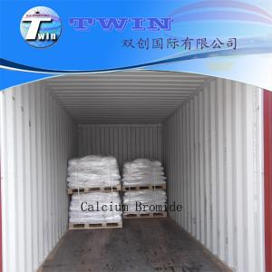 Quality Dihydrate Calcium Bromide for oil drilling Cas:7789-41-5 for sale