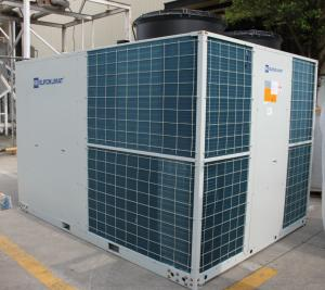 China 43.5KW R410A / TXV Packaged Rooftop Unit Commercial Air Conditioning Units on sale