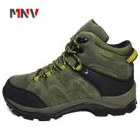 New Products 2018 Innovative Hot Sale Waterproof Trekking Mountaineering Mens Hiking Boots From China Factory