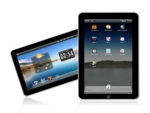 China Multilingual,512MB DDR2,4GB Nand Flash,10.1 Inch Android 2.2 Wifi Touch Screen Tablet on sale
