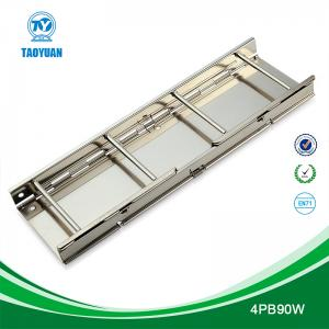 China dongguan pipe style prong metal 4 post binder for documents on sale