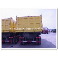 SINOTRUK HOWO 6x4 tipper trucks / dump truck for mining new model chinese famous brand
