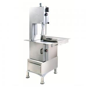 China Industrial Stainless Steel Meat Band Saw , Butcher Meat Cutting Bandsaw on sale