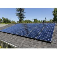 360 Watt Sunpower C Grade Solar Panels Irradiance 1000W / M2 TUV Approved