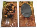 Портативные сумки хьюмидора сигары с Зиплок и слайдером для отключения/партии/перемещения/дела
