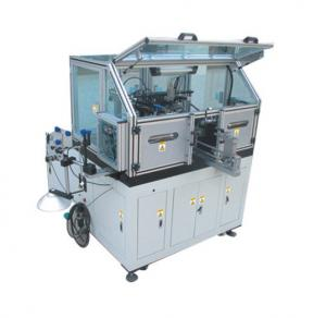 China OEM Rotor Armature Winding Machine With PLC Hydraulic Control on sale