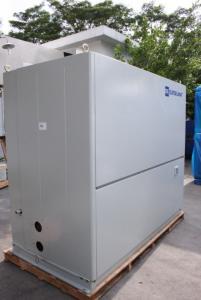 China Suele la unidad refrigerada por agua permanente 380V/50Hz EKWP-B del paquete del tubo de la manga de 20 toneladas on sale