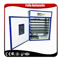 Fully Automatic Quail Egg Incubator Industrial Poultry Incubator Machine