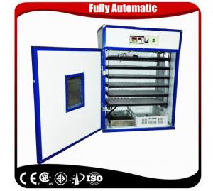 China Fully Automatic Quail Egg Incubator Industrial Poultry Incubator Machine on sale