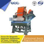 Separador magnético de tambor durable para el mineral de hierro, fácil bloquear