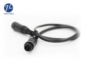 China 25M Shielded M12 Extension Cable 5 Pin Plug And Play For Surveillance CCTV System on sale