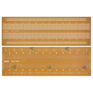 China 0.2mm -- 3.2mm Thickness 1 / 2 - 4oz double side FR4 Rigid PCB board, pcb design on sale