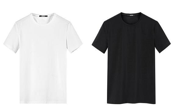 982712b0 Custom design men cotton blank white/White t shirts.cotton fabric with good  Images