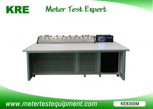 China 45 - 65Hz Calibration Test Bench , High Accuracy Watt Hour Meter Test Equipment  0.02 on sale