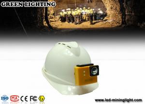 China High power Safety Rechargeable Cordless Mining Lights Adjustable Lighting Angle on sale