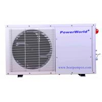 China 4.8KW Indoor Heat Pump / Ductless Heat Pump R417a Refrigerant on sale
