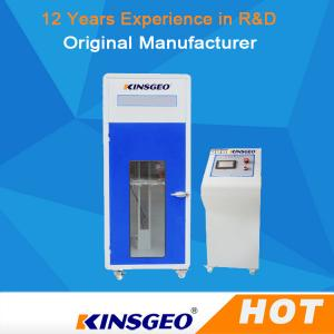 China PLC Control Air Pressure Battery Test Chamber Free Drop Testing Machine on sale