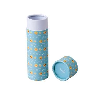 China Recyclable Presentation Packaging Boxes Colored Cylinder Type For Christmas on sale