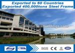 Nice Designed Industrial Steel Frame Buildings / High Rise Steel Buildings