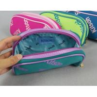 Custom neoprene cosmetic make up bag case for girls with comfortable touch feeling