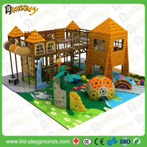China Landscape Structures Cheap Playground Equipment Supermarket Indoor Playground Toy on sale
