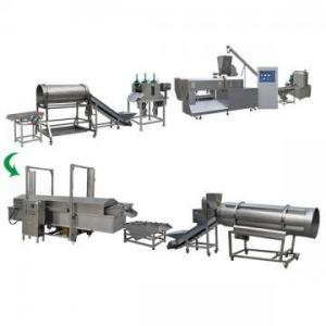 China Tortilla Chips Production Line fully automatic potato chips making machine automatic chips making machine on sale