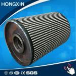 отстающий высокого износоустойчивого приводного шкива 1250*500*15 мм резиновый керамический