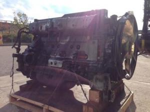 Used Isuzu Engine Spare Parts 6HE1 6HH1 6HK1 Diesel Engine