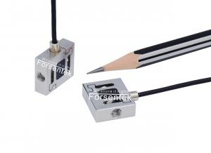Quality Miniature s-type load cell 500N Miniature s type force sensor 200N for sale