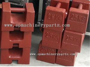 China Foundry Price wholesale perfectly designed Iron M1 calibration weights in stock for fast delivery on sale
