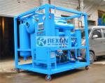 Fully Enclosed Type Online Working Vacuum Dielectric Oil Purification Machine with Big Capacity